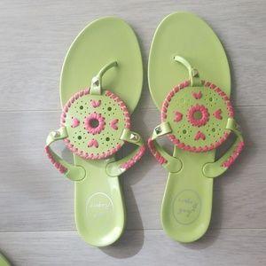 Jack Roger's Jelly Sandals